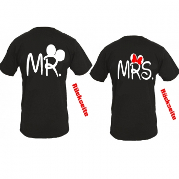 MR & Mrs Shirt