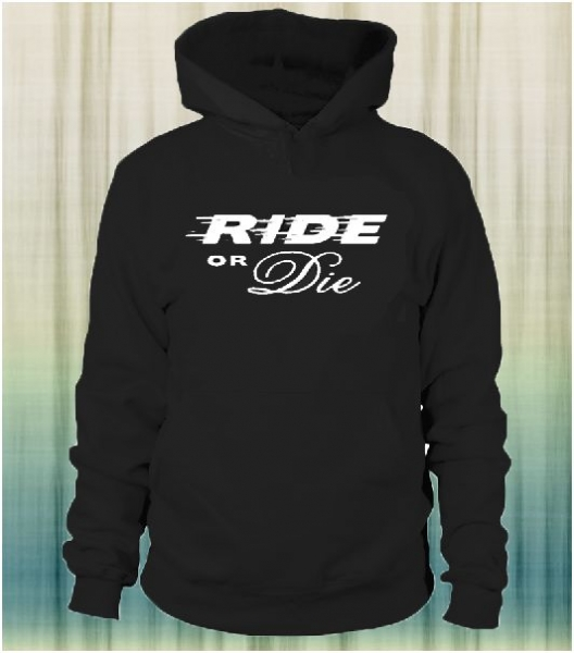 Ride or Die Version 1 Pullover