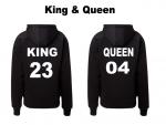 2 Pullover King & Queen